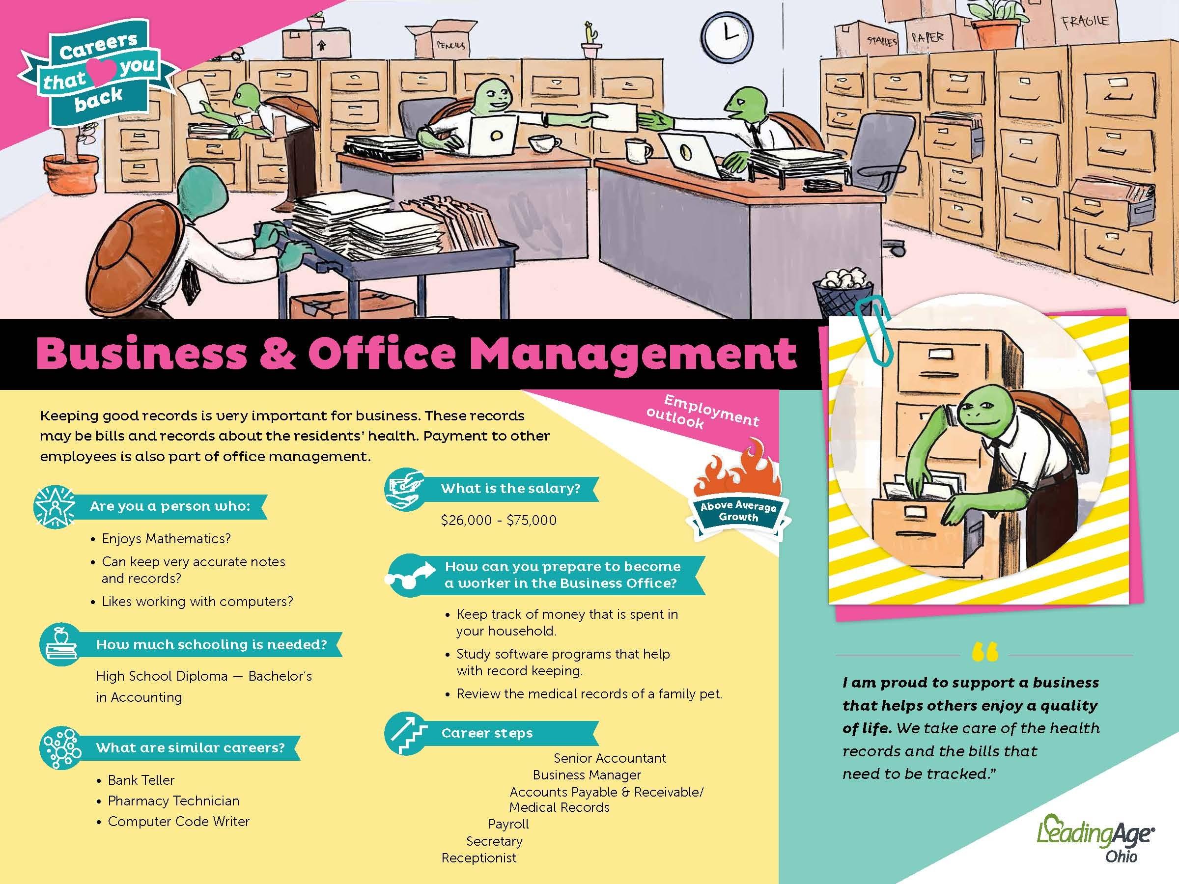 Business & Office Management