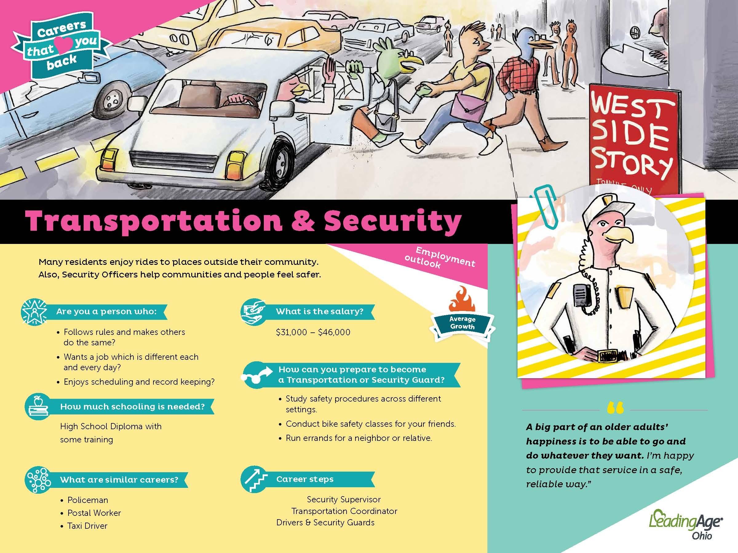 Transportation & Security