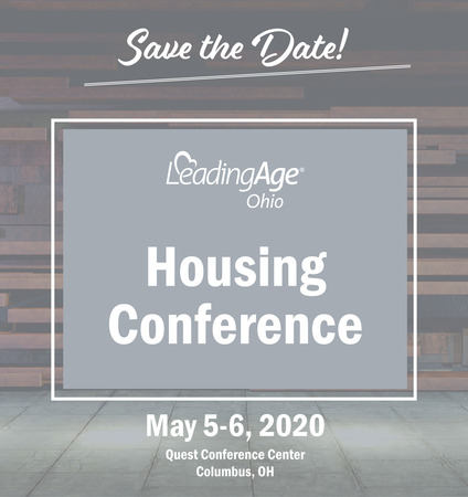 2020 Housing Conference Save the Date