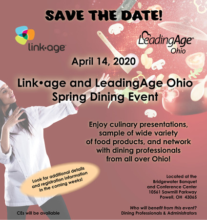 2020 Spring Dining Event